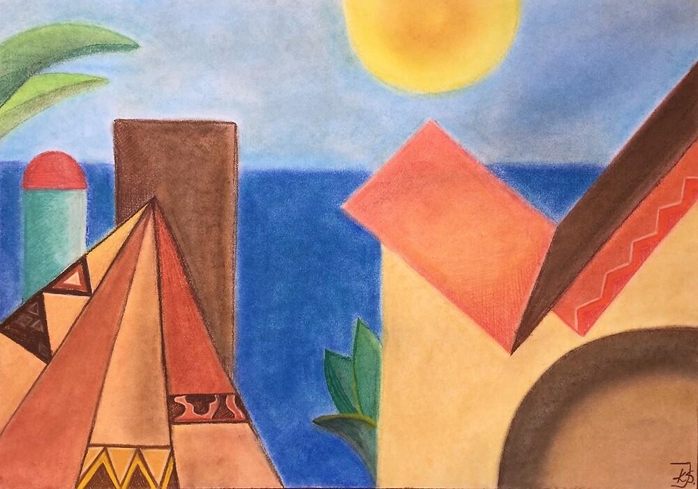 Summer Journey by KarolinaJS