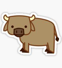 Baby Bull Sticker