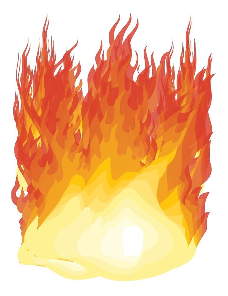 Fire by djzombie
