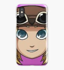 Hannah from the yogcast iPhone Case/Skin