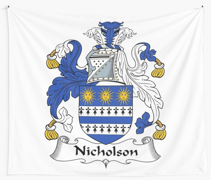 Nicholson by HaroldHeraldry