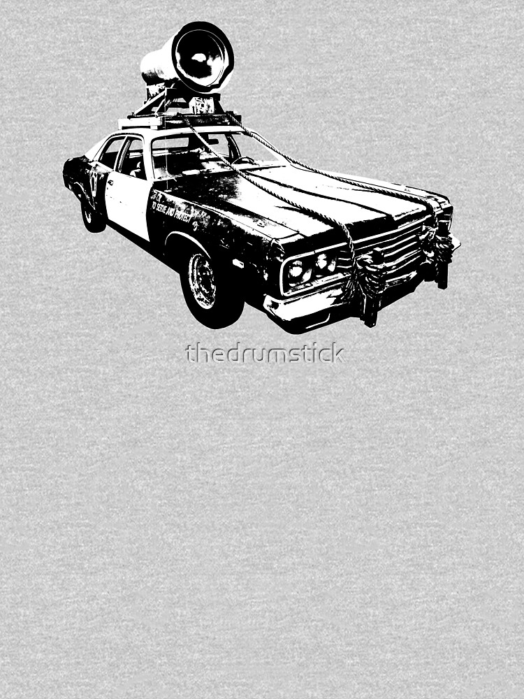 The Bluesmobile by thedrumstick