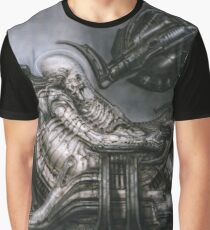alien space jockey Graphic T-Shirt