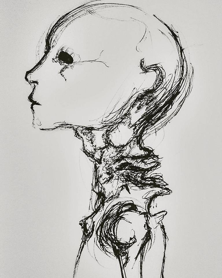 Creep by laurenartdesign