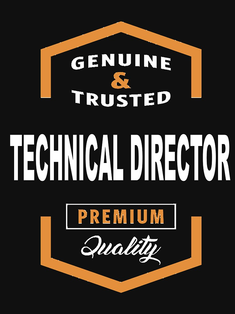 TECHNICAL DIRECTORGENUINE by millerose