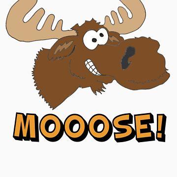 MOOOSE! by freakysam8