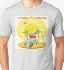 Las vacaciones de verano. Unisex T-Shirt