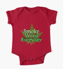The smoke weed Everyday One Piece - Short Sleeve