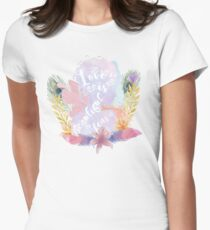 america v1 Womens Fitted T-Shirt