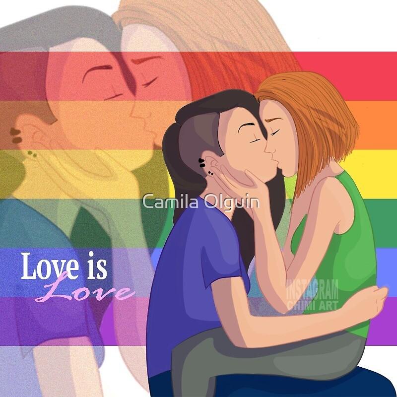 LGBT by Camila Olguin