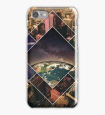 la nature face à l'évolution iPhone Case/Skin
