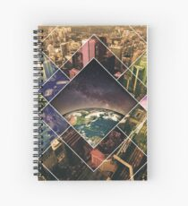 nature in the face of evolution Spiral Notebook