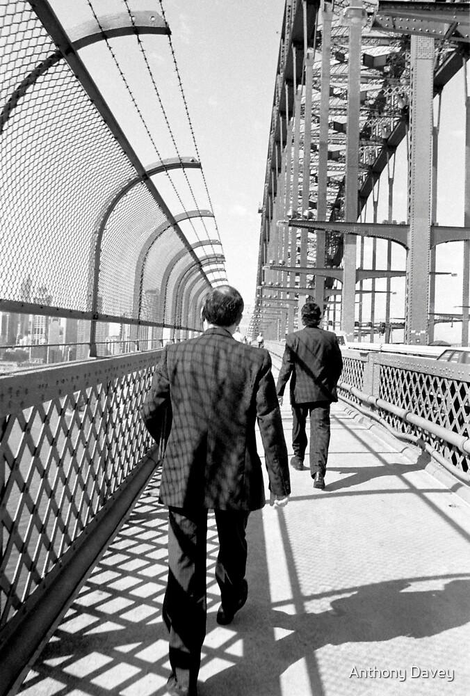 Walk To Work by Anthony Davey