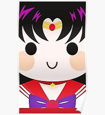 Sailor Mars Poster