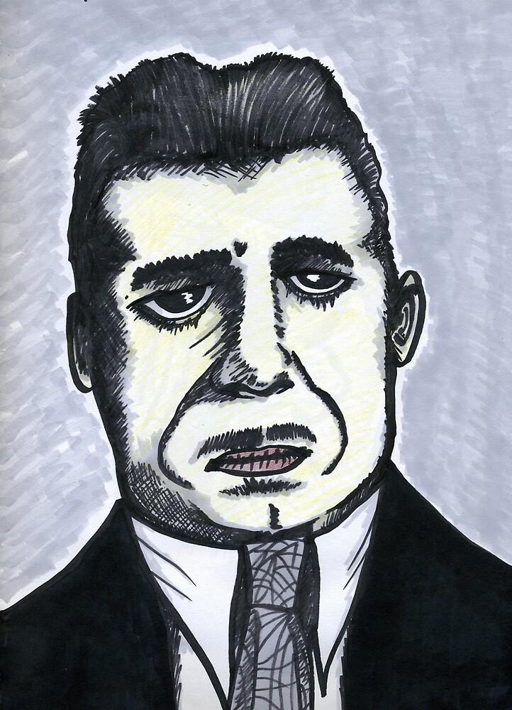 John Dillinger by djzombie