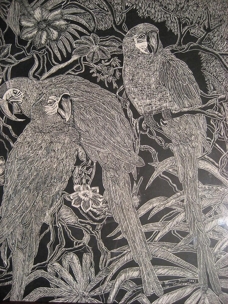 Three in a tree by twa5150