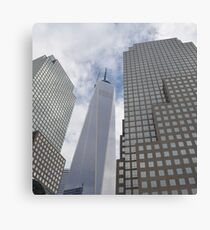 Freedom Tower New York City Canvas Print