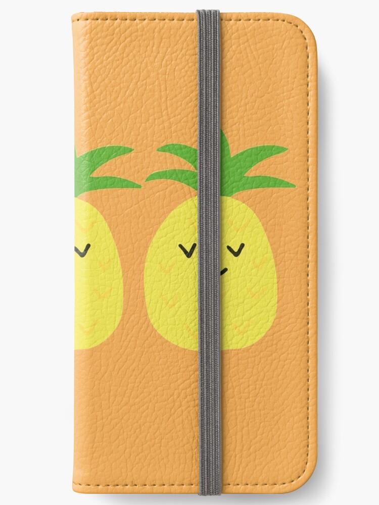 Pineapple Triplets by Abi Lee