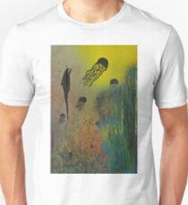 Jellyfish Rising Unisex T-Shirt