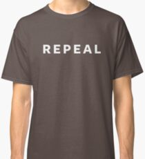 Repeal the 8th (Ireland, Abortion) Classic T-Shirt