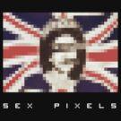 sex pixels (dark shirt) by Reece Ward