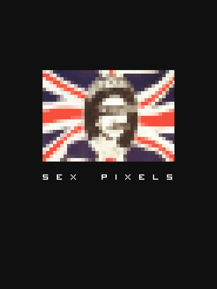 sex pixels (dark shirt) by reeceward
