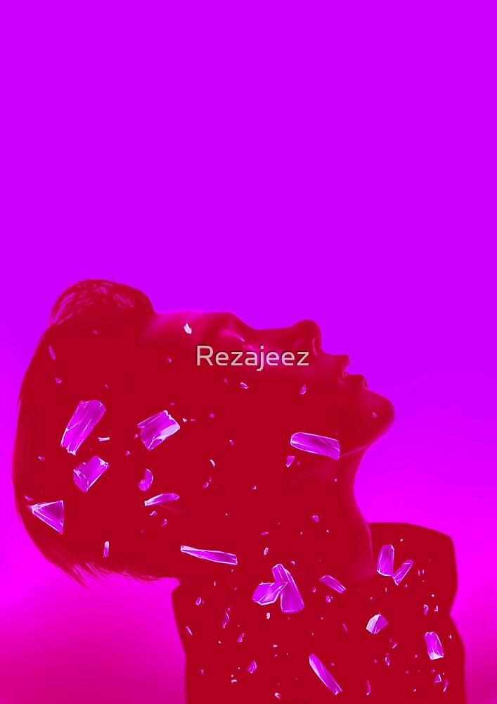 Ten 7th Sense - Red Ver. by Rezajeez