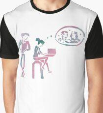 fangirl v1 Graphic T-Shirt