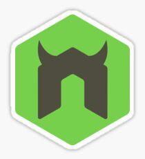 Nodemon Sticker