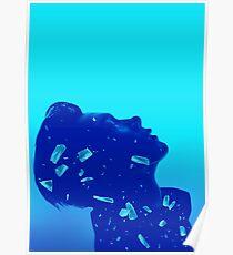 Ten 7th Sense - Blue Ver. Poster