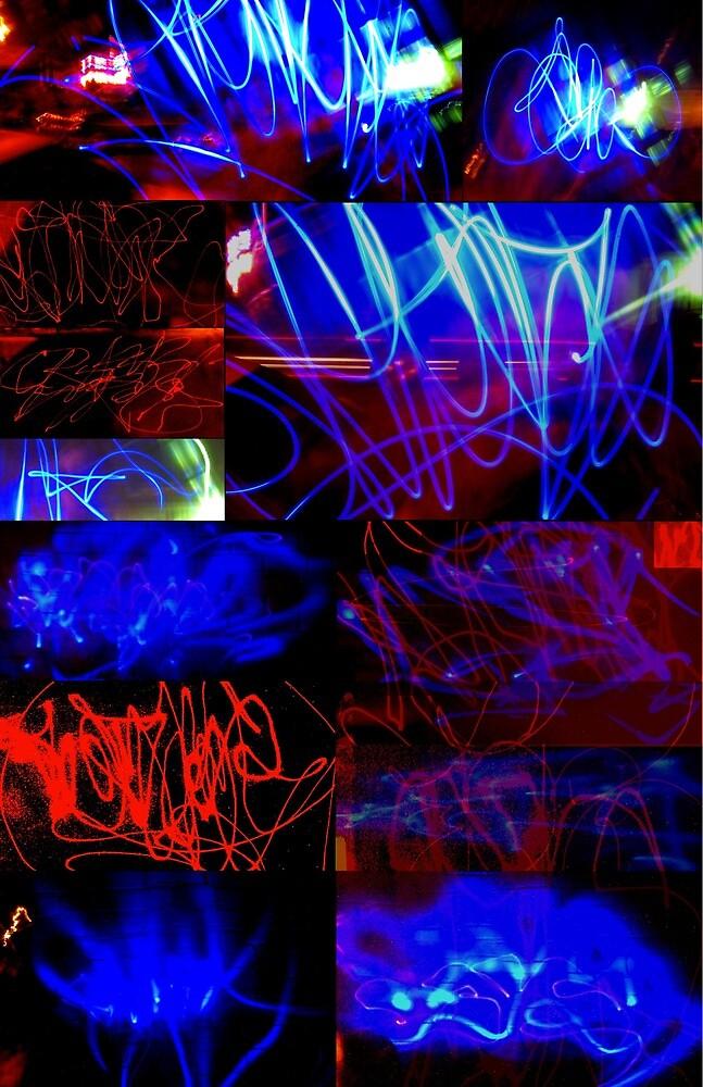 Laser Tags by djzombie