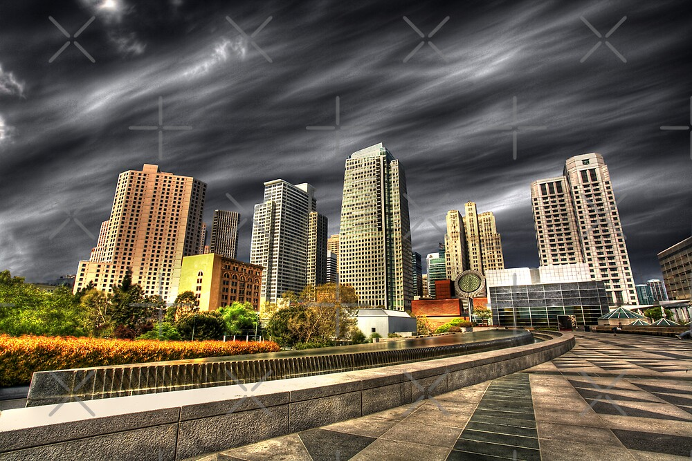 Cityscapes by Ben Pacificar