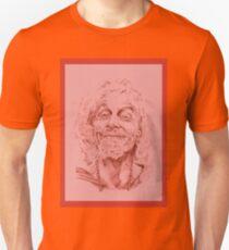 Catweazle (red) Unisex T-Shirt
