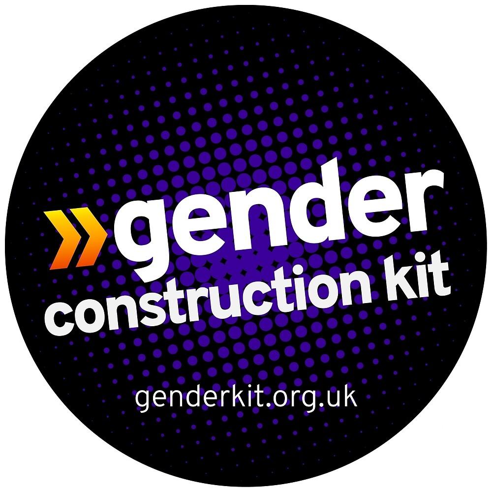 Gender Construction Kit Logo Full by genderkit