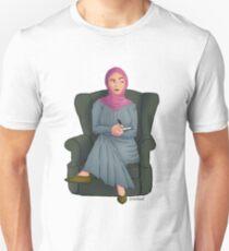 annoyed writer Unisex T-Shirt