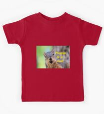 But I bet he'd taste BAD! Kids Tee