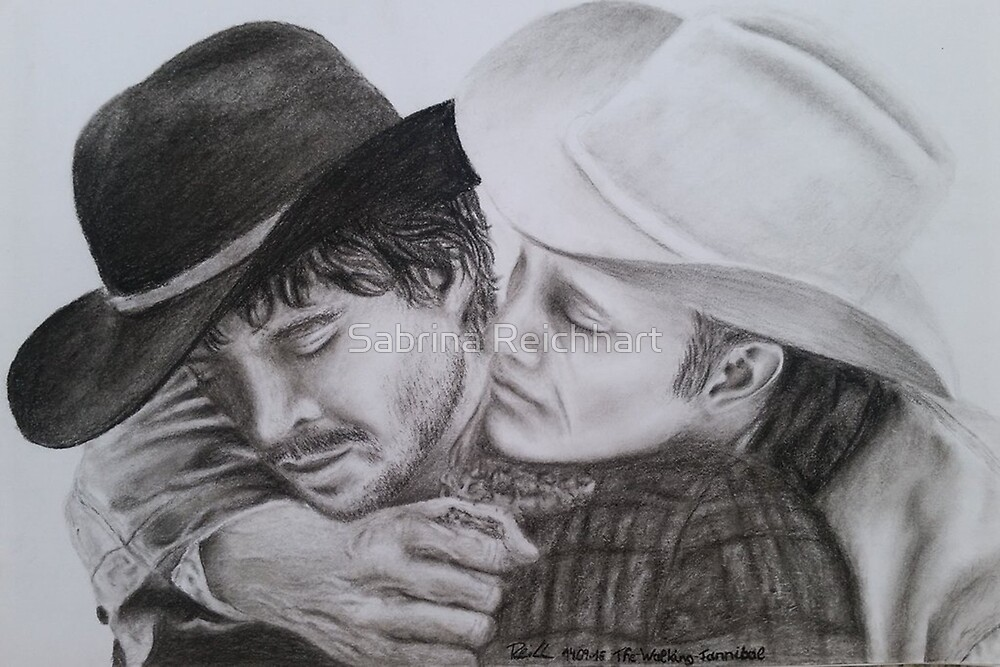 Brokeback Hannigram by WalkingFannibal