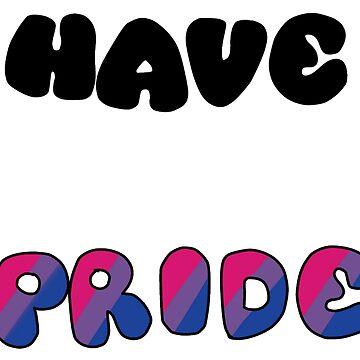 Have Pride - Bisexual by TheGayToGayLife