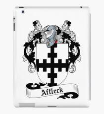 Affleck iPad Case/Skin
