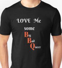 BBQ LGBTQ NATIONAL GAY PRIDE 2017 T-SHIRT Unisex T-Shirt