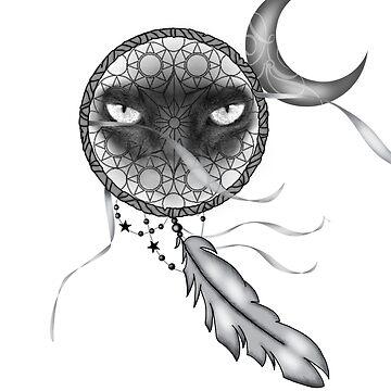 dreamcatcher by mysticline