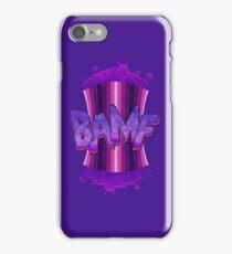 BAMF! iPhone Case/Skin