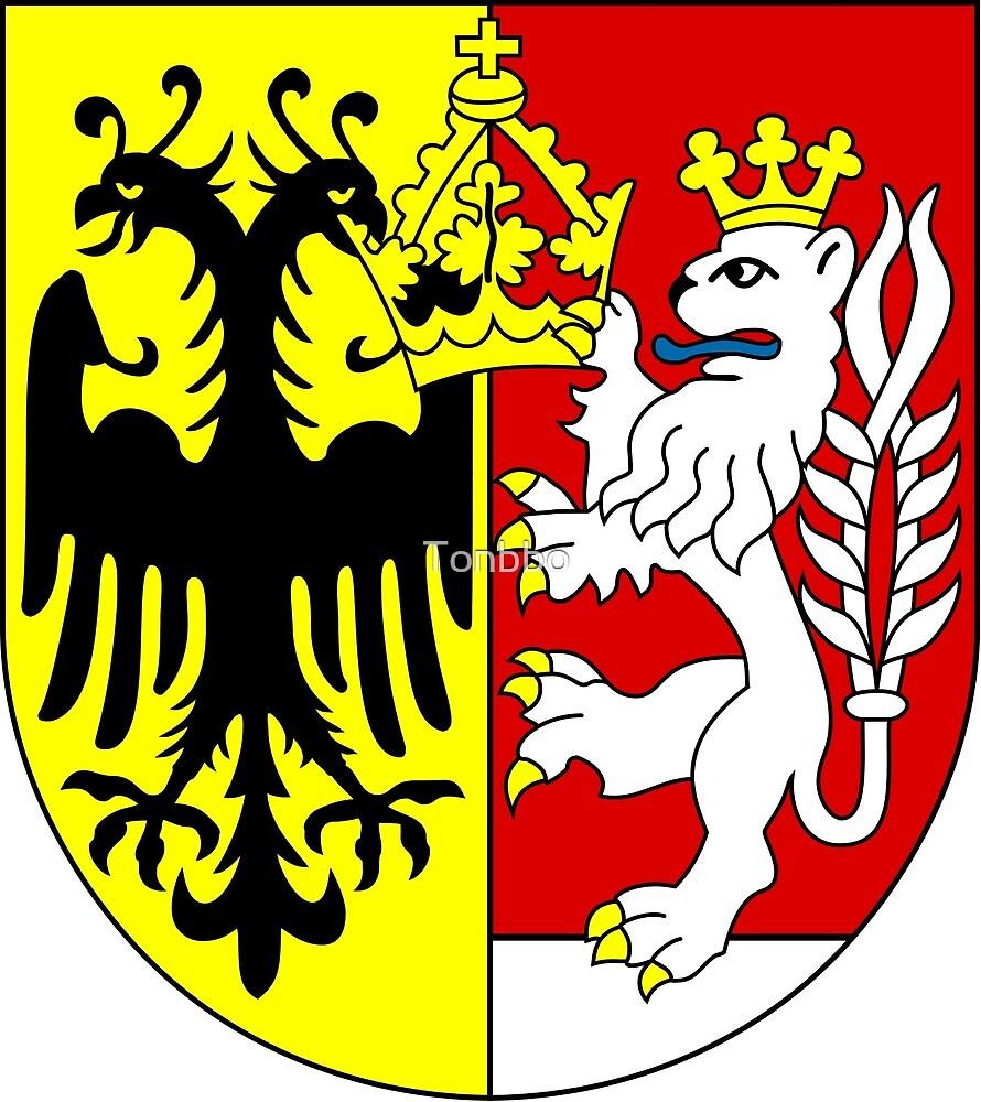 Görlitz coat of arms by Tonbbo