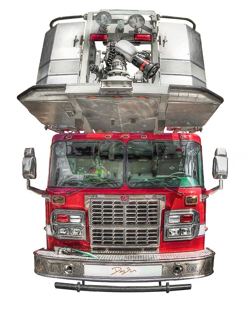 Firetruck by Dansun