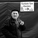 Turkish Tea Garden by Mark German