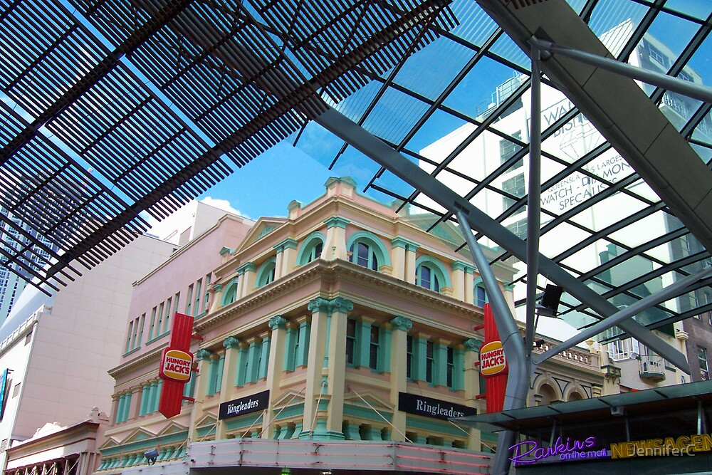 Queen St Mall  by JenniferC