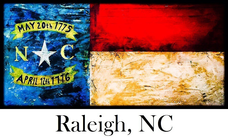 Raleigh, NC by Nautic Dreams