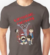 Upside Down Mash Up Unisex T-Shirt