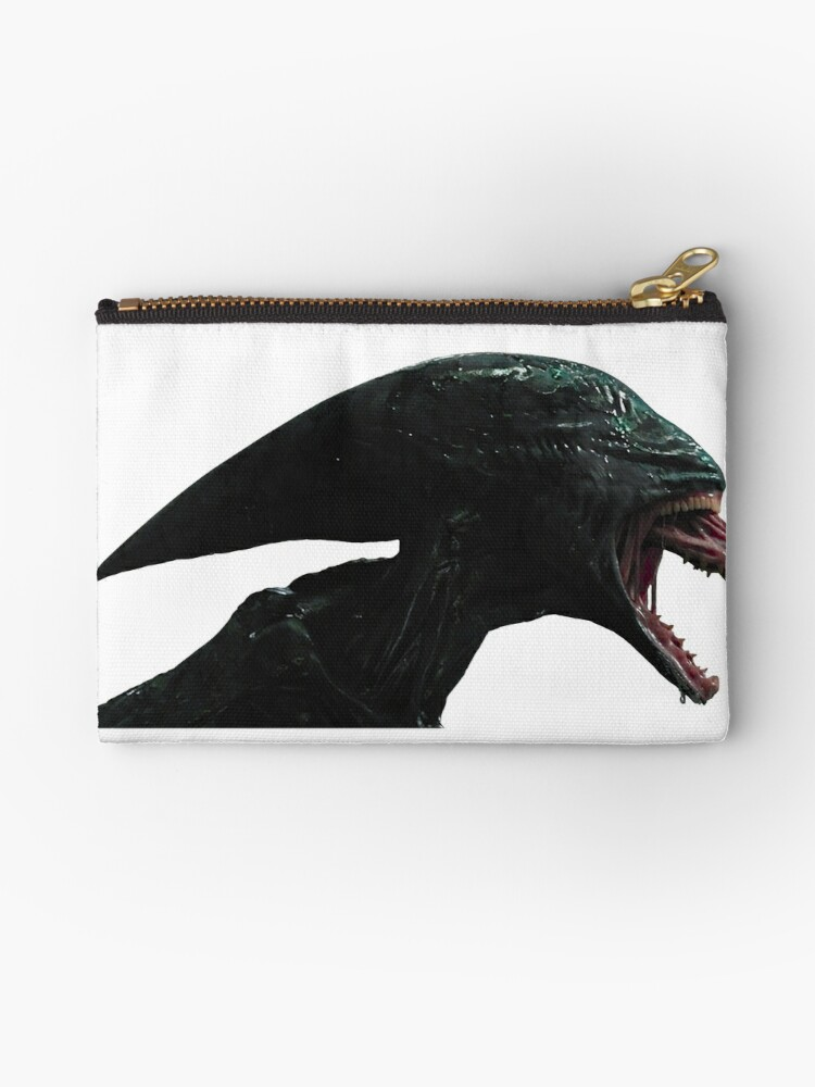 'Deacon Alien' Zipper Pouch by nanscljc
