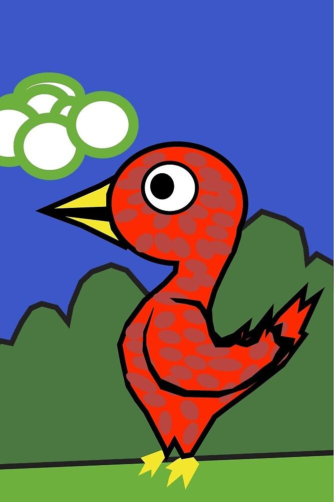 Balanced Birds 005 by djzombie